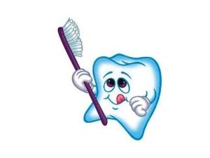 воспаление десен из-за плохой гигиены рта